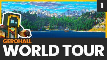 1.17 Minecraft World Tour - Season 1 - Part 1 - #Gerohall on [play.mcmeddon.com] Minecraft Blog