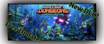 HIDDEN DEPTHS DLC OUT NOW Minecraft Blog