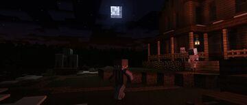 My First Halloween Mineimator Render! Minecraft Blog