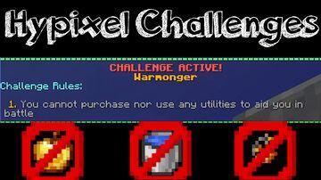 Bedwars: Warmonger Challenge Minecraft Blog