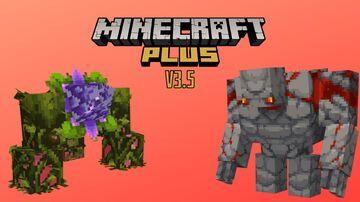 Minecraft Plus V3.5 Change Log Minecraft Blog