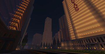 City of Monastrapol Minecraft Blog