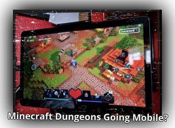 Discussing Minecraft Dungeons' Xbox cloud streaming success with David Nisshagen Minecraft Blog