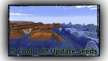 5 coolest Minecraft 1.17 Caves & Cliffs update seeds Minecraft Blog