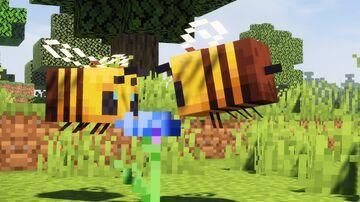 Bees in Minecraft Minecraft Blog
