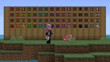 work on Daniella's wigs 3.1 is in full swing! Minecraft Blog