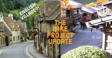 The Lake Project Update Minecraft Blog