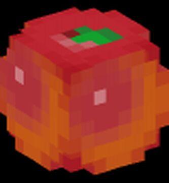 Apple Block In Minecraft Vanilla Minecraft Blog