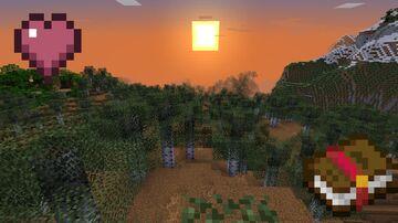 Stay True texture pack: Plain birch leaves Minecraft Blog