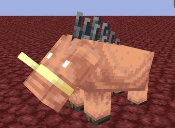 Minecon 2019 piglin beast Minecraft Blog