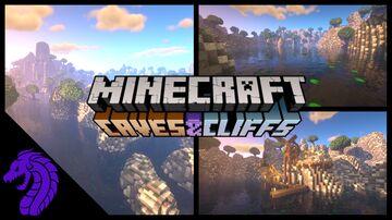 Minecraft Mountain Update Idea | New mountain biome | Minecraft 1.18 Caves & Cliffs Minecraft Blog