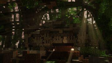 Peace In The Apocalypse   Minecraft Render Minecraft Blog