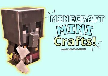 (𝗠𝗶𝗻𝗶-𝗩𝗶𝗻𝗱𝗶𝗰𝗮𝘁𝗼𝗿)𝘼𝙧𝙩𝙨 𝙖𝙣𝙙 𝙘𝙧𝙖𝙛𝙩𝙨 𝙥𝙖𝙥𝙚𝙧 𝙥𝙧𝙞𝙣𝙩 Minecraft Blog
