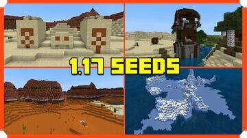 Minecraft Bedrock Edition 1.17 Seed # 4 Minecraft Blog