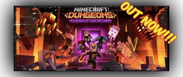 FLAMES OF THE NETHER DLC OUT NOW Minecraft Blog