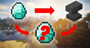 How to Use Anvils to Change Item Textures! Uses Optifine! (JAVA ONLY) Minecraft Blog
