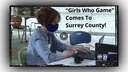 Surry County: Girls Who Game program held at Meadowview Magnet Minecraft Blog