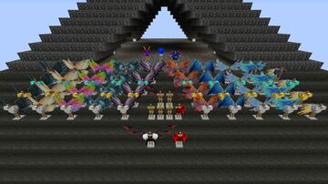 Elytra mod - flight test - Minecraft 1.16.5 Java Minecraft Blog