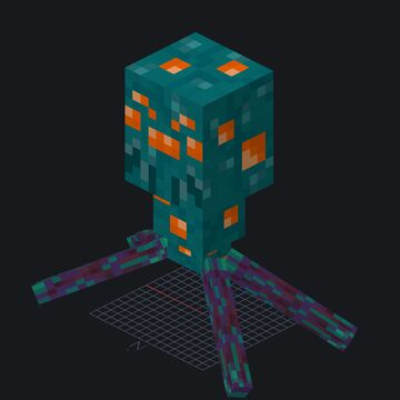 Spider of WarpedForest Minecraft Blog
