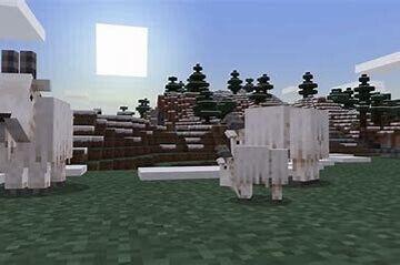 GOAT. Minecraft Blog