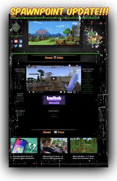 SpawnPoint UPDATE: Music & Seeds Minecraft Blog