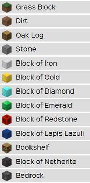 The Perfect Superflat Preset - 1 week of Hardwork Minecraft Blog