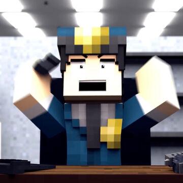 Officer Eileen's Rage Face Minecraft Blog