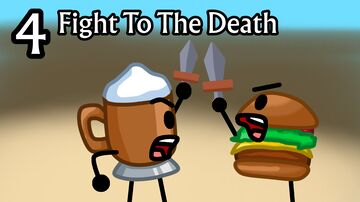 Extreme Object Island Episode 4: Fight To The Death! Minecraft Blog