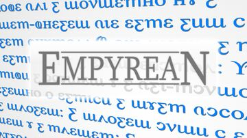 Empyrean: A Constructed Language [Updated! Dictionary + free font downloads available!] Minecraft Blog