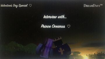 DreamDays™   Interview with Prince Oceanus Minecraft Blog