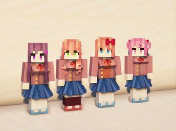 DDLC Figura Models Minecraft Blog