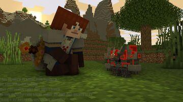 Been doing some Mine-imator Minecraft Blog