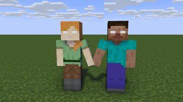 Herobrine And Alexbrine Minecraft Blog