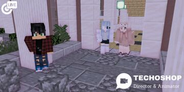 My First Minecraft Render Minecraft Blog