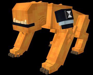 Wildmutt Model | Ben 10 Minecraft Blog