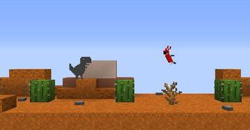 Minecraft Redstone Build Recreates Google's Internet Outage Minigame Minecraft Blog