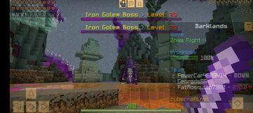 Me finishing Magic and Mayhem on Cube Craft Minecraft Blog