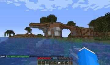 Found this archway when i was trying to speedrun minecraft Minecraft Blog