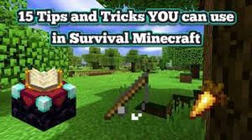 15 tips to survive and thrive in Minecraft Minecraft Blog