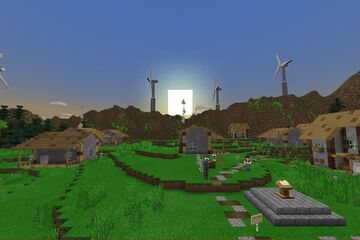 Minecraft Education Edition receives Planet Rescuers: educational adventure about sustainability Minecraft Blog