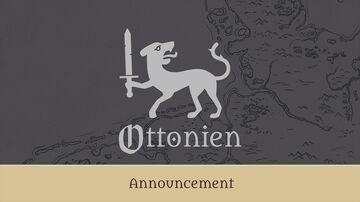 Ottonien: Kapitel I - Announcement Minecraft Blog