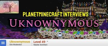 Planet Minecraft Interviews Uknownymous Minecraft Blog