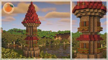 Wizard Tower Tutorial! Minecraft Blog
