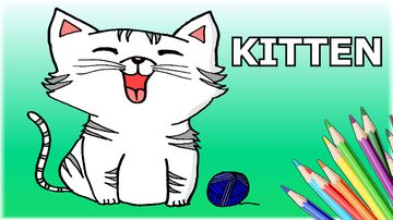 How to Draw a Kitten Minecraft Blog