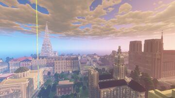 Dorian history - Paris inspired city Minecraft Blog