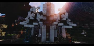 The Librarian's House ~ EPIC Let's Build   Cinematic Tutorial Minecraft Blog