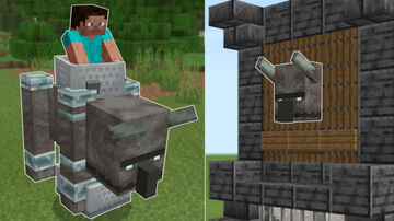 ✅Top 5 uses for the minecraft Ravager! Minecraft Blog
