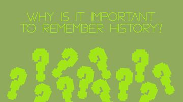 Why is it important to remember history? Minecraft Blog