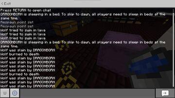 My friend is a Maniac Minecraft Blog