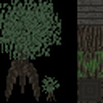 Big Pig mod content: wood and trees of the biome Minecraft Blog